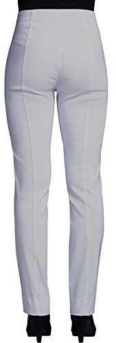 """Robell """"Ich will Marie"""" - Pantaloni stretch, Slim Fit Argento"""