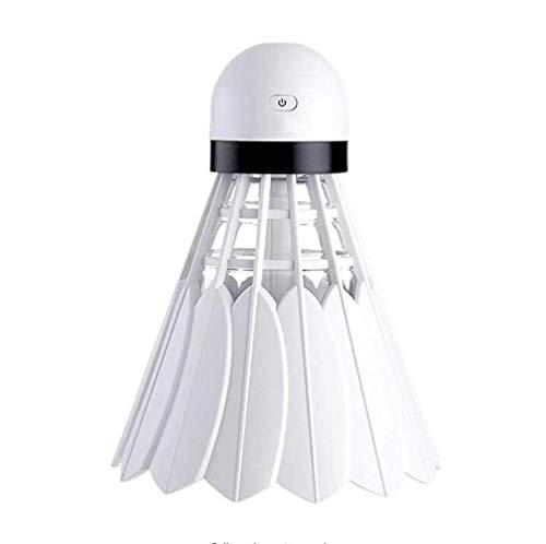 SHIQ Auto Luftreiniger Haushalt Mini Badminton Aromatherapie Luftbefeuchter, Weiß, Gelb, Blau, Rosa 111 * 143Mm Luftbefeuchter Weiß,Kreativ,Luftbefeuchter