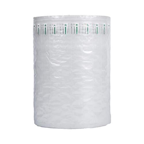 Qwer Airbag Verpackung Wickelrollen Luftkissen Verpackungsmaterial für Gläser Flasche China Geschirr Protector Versand Umzug (100 Meter) (Size : 60cm high) - Verpackungsmaterial China Für