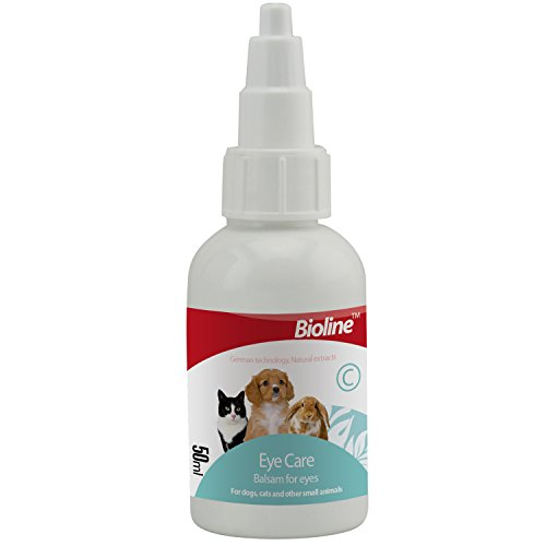 Gentle Eye Care Drops for Dogs and Cats
