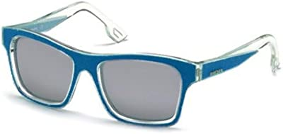 DIESEL Transparent-blue