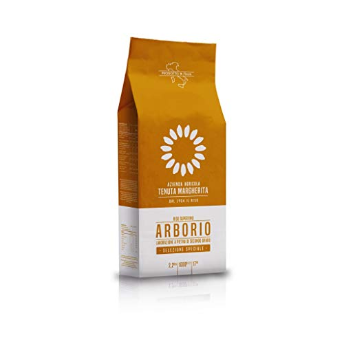 Arborio Superfino Reis - Risottoreis im Vakuumbeutel