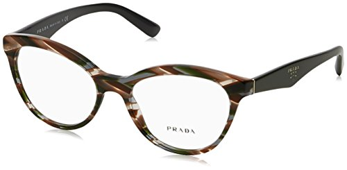 Prada Gestell 11RV_2AU1O1 (50 mm) SHEAVES GREY BROWN WITH -