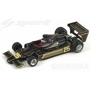 Lotus 78 No.25 6th German GP 1978 H.Rebaque
