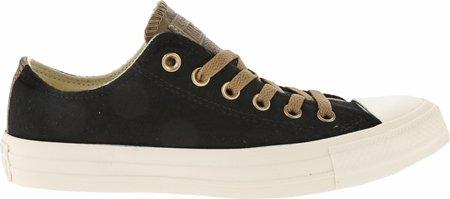 Converse - Chuck Taylor All Star Ox Chaussures Hommes Noir - Noir