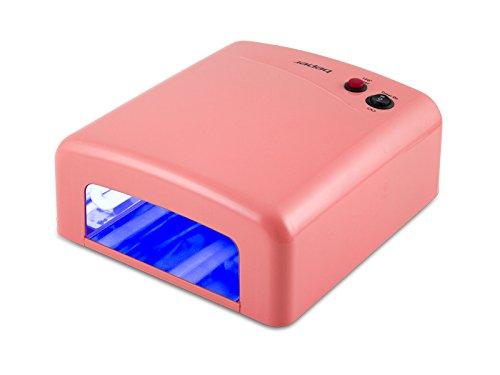 Beper 40,991-Lampada a gel UV per unghie