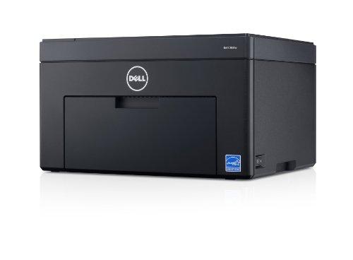 Dell C1660w LED-Farblaserdrucker (600x600dpi, USB, WLAN) (Wlan-drucker Dell)