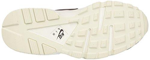 Nike Damen Air Huarache Run Prm Txt Gymnastikschuhe Braun (Mahogany Mahoganysummit White)