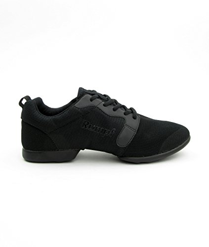 RUMPF Mojo Sneaker Tanzschuhe Tanzsneaker Trainingstanzschuhe schwarz