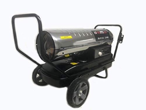 Ventilador de calefacción calentador Cañón 37Kw Diesel Cañón Calefacción diseño calefactor Aire...