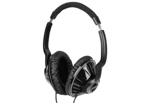 A4Tech HS-780 - Cuffie stereo da gioco, nero