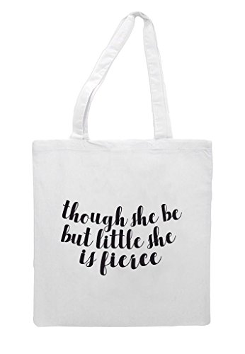 though-she-be-but-little-she-is-fierce-cute-positive-statement-sublimation-tote-bag-shopper-white
