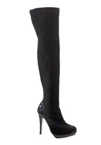 CHILLANY Stiefel, Stivali donna Nero (nero)
