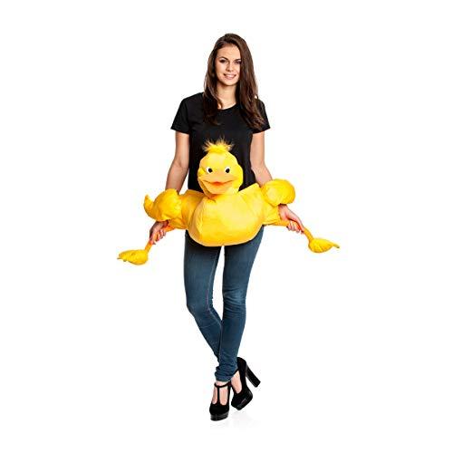 Eine Lustige Kostüm - Kostümplanet Enten Kostüm Junggesellenabschied Damen Herren Gruppen lustige Verkleidung witzig