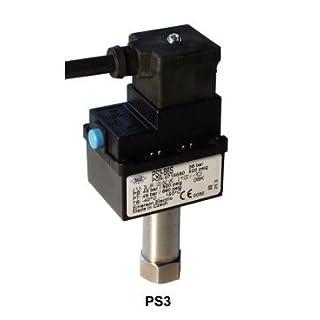 Mini-Druckmanometer PS3 W6S von Emerson Climate Technologien