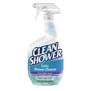 Clean Shower Daily Shower Cleaner Spray, 946ml