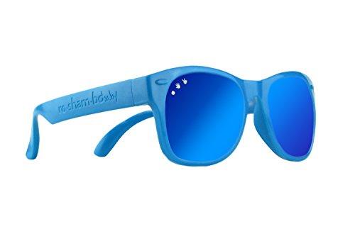 Roshambo Baby Jungen 2-4 Jahre Sonnenbrille, Blau
