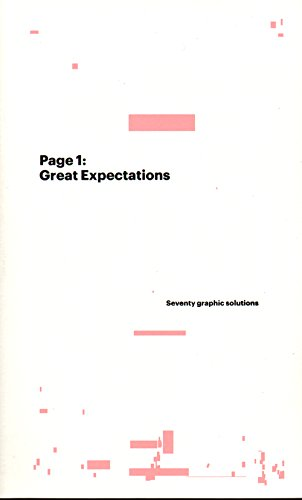 Page 1: Great Expectations: Seventy Graphic Solutions