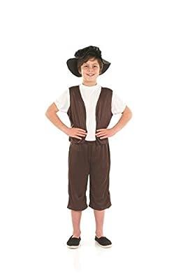Boy Tudor - Costume de déguisement pour enfants