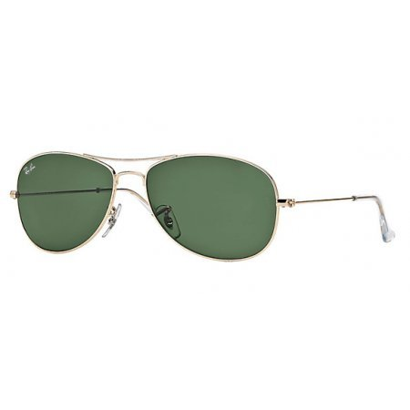 Ray Ban RB3362 Cockpit M, gold grün