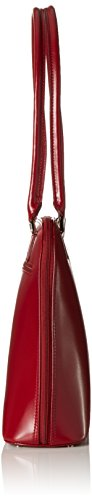 Picard Berlin, Borsa a Mano Donna, 10x27x37 Centimeters (B x H x T) Rosso (Rot)