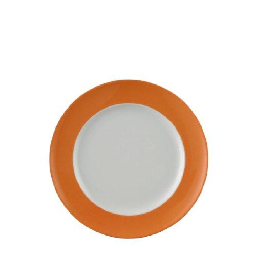 Rosenthal Thomas - Sunny Day Frühstücksteller - Kuchenteller - Teller - Orange Ø 22 cm Rosenthal Thomas Sunny Day