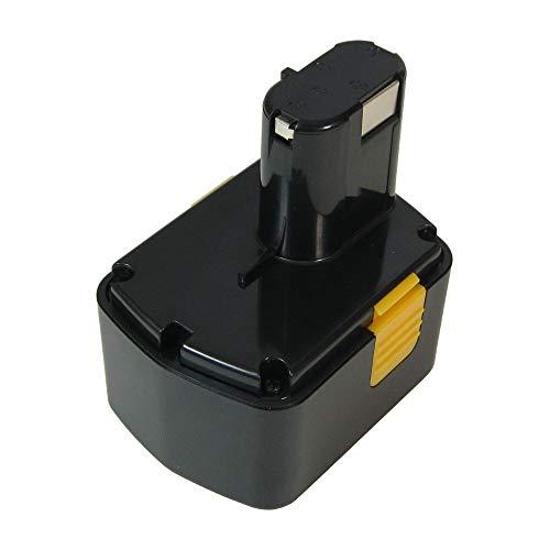 Hochleistungs Ni-MH Werkzeug Akku 14,4V 3000mAh ersetzt Hitachi EB1414L EB1420RS EB1430H EB1430R EB14H EB14B EB14S EB1412 EB1412S EB1414 EB1414S EB1424 EB1426 EB1426H EB1430 EB1430H2 HH1444 315-128 - Hitachi Akku-werkzeuge