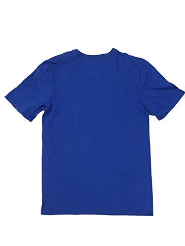 Nike Women's New York Giants Royal Local Verbiage T-Shirt Blue/White 841910-495 (Large) -