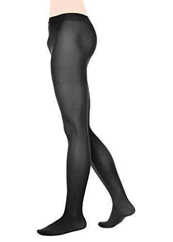 GLAMORY Leggings Sportivi 100 DEN Uomo