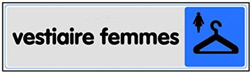 novap–Platte–Garderobe Frauen–170x 45mm Hartschale (Garderobe Für Frauen)