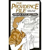 The Providence File by Amanda Kyle Williams (1991-01-02)