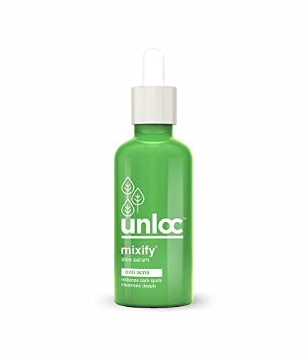 Mixify Unloc Anti Acne (Acne & Dark Spots Removal) Face Serum - 30 Ml