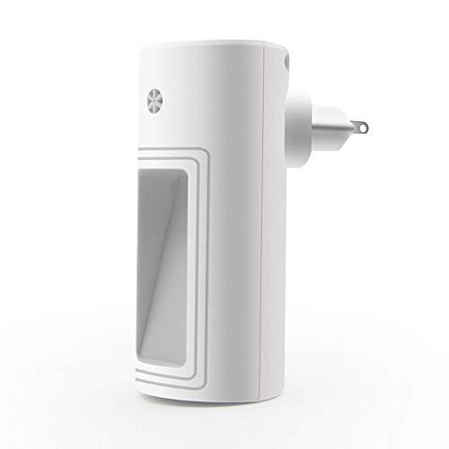 Lampe de nuit LED pour chambre à coucher et salle de bain - Lumière douce naturelle - Contrôle de la lumière - Économie d'énergie - Faible consommation