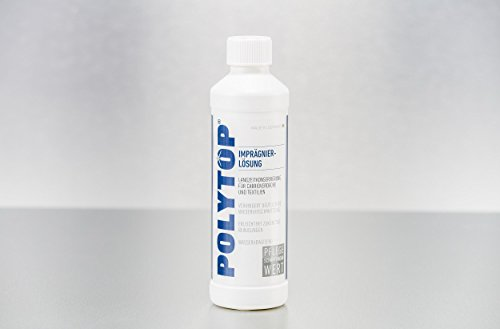 Polytop Imprägnierlösung Langzeitkonservierung Cabrioverdeck Verdeckimprägnierung 500 ml