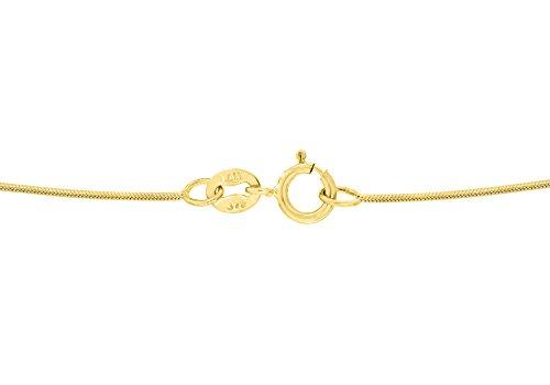 Carissima Gold - Collier - Femme - Or Jaune (9 cts) Or Jaune