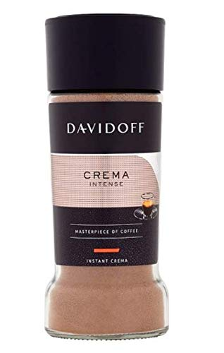 Davidoff Crema Intense Bottle, 90 g
