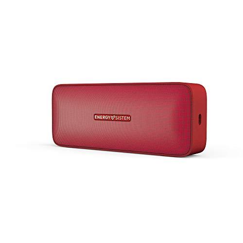 Energy Sistem Music Box 2 Cherry- Altavoz portátil inalámbrico (Bluetooth 5.0, TWS,...