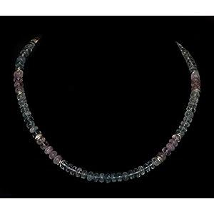 Aquamarin Kette Halskette