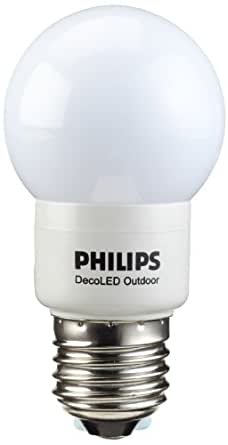 philips ampoule led 1 watt blanc deco led outdoor 1w e27 luminaires et eclairage. Black Bedroom Furniture Sets. Home Design Ideas