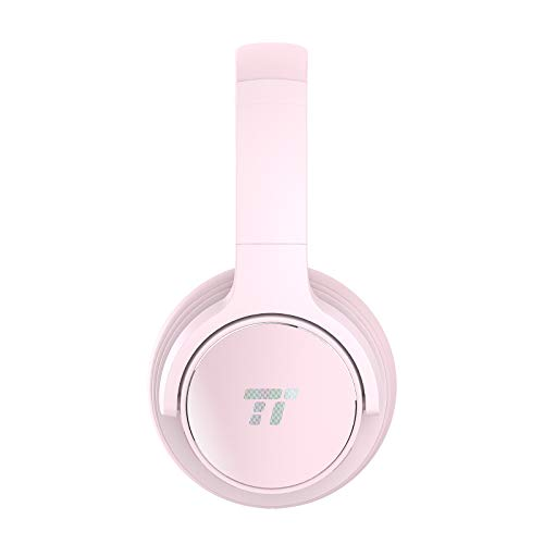 TaoTronics Active Noise Cancelling Kopfhörer 30 Stunden Bluetooth Kopfhörer, Kabelloses ohrumschließendes Headset, dualen 40 mm Treibern Kabellos Kopfhörer mit Tiefem Bass und Mikrofon - 2