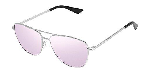 HAWKERS · LAX · Silver · Purple · Gafas de sol para hombre y mujer