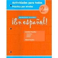 En Espanol 2: Actividades Para Todos