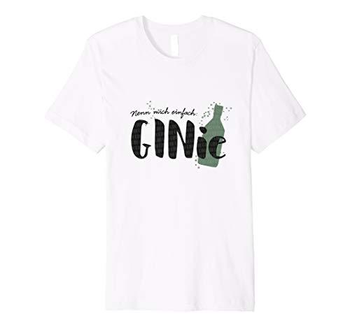 Genie GIN TONIC Cocktails Alkohol Sprüche T-Shirts Geschenk