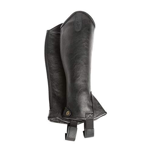 Kieffer Chaps Softtech Line in Leder Optik Größe/Farbe S/schwarz