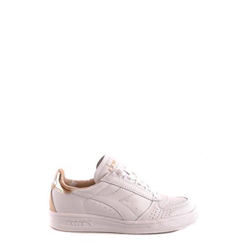 DIADORA heritage B.ELITE LIQUID sneakers donna in pelle Bianco