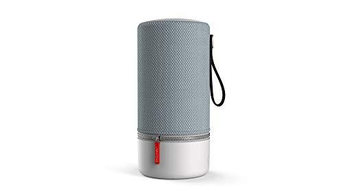 Libratone Zipp 2 Smart Wireless Lautsprecher (mit Alexa Integration und AirPlay 2) frosty grey