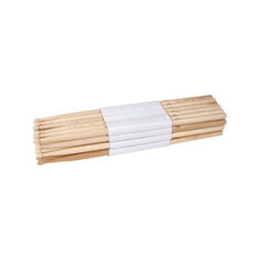 Holz Drum Sticks 7A Drumsticks 395x 14mm, 1Paar -