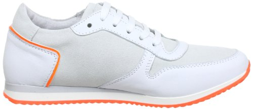 HIP H1137 H1137-132-31CO-52CO-0000, Sneaker ragazzo Bianco (Weiß (Off white))