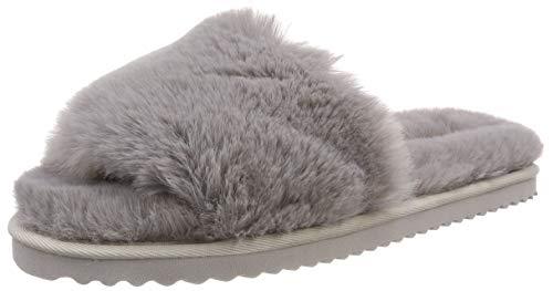 flip*flop Damen slidefur Pantoffeln, Grau (Grey 0300), 40 EU
