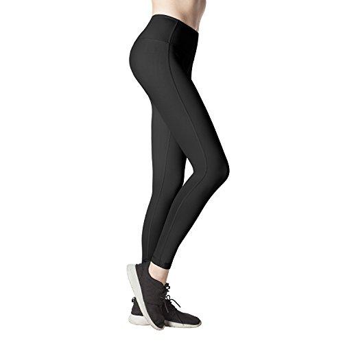 LAPASA Pantalón Deportivo de Mujer, Malla para Running, Yoga y Ejerci